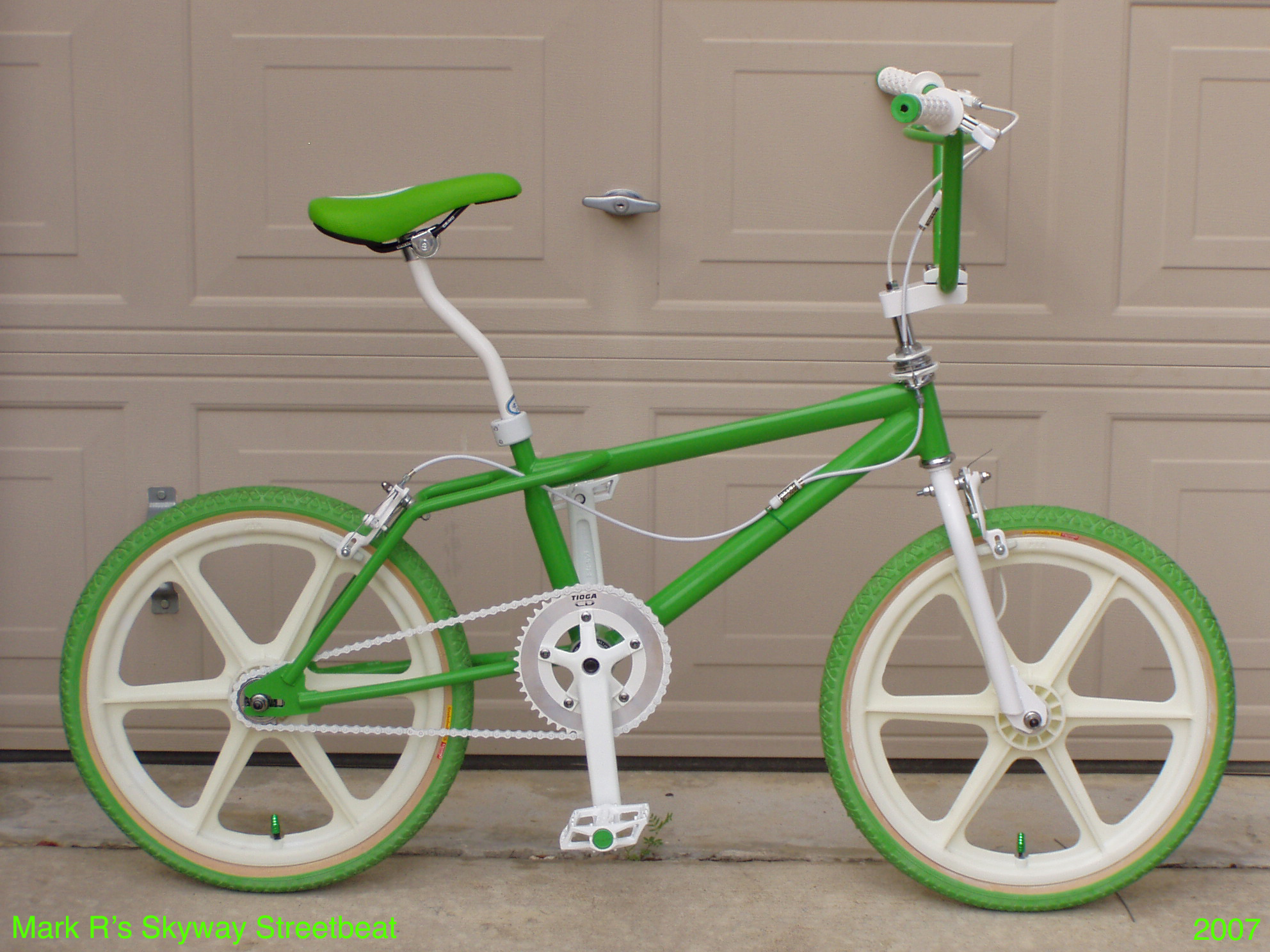 Anyone Know Anything About Bmx Bikes Want To Tell Me If This Is A